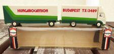 Herpa 912321 Ackermann MB Truck HUNGAROCAMION Budapest Hungary RARE, Very Good