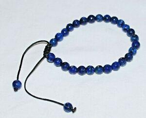 New Fair Trade Bead Bracelet -  Sodalite Ethical Boho Hippy Hippie