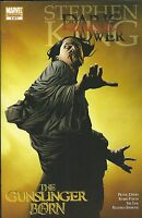 Stephen King Comic Issue 4 Dark Tower The Gunslinger Born Modern Age First Print