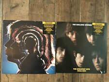 The Rolling Stones – Hot Rocks LP. UK 1990 remastered EX/NM