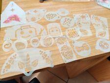 Face Painting Stencils Bundle