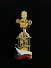Hard Rock Cafe PinPrague - Clock Tower