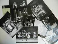 Lote 17 Foto Foto Original con Estropajo Opera Berlin Alemania 1975