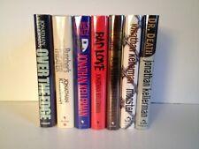 JONATHAN  KELLERMAN 7 First Edition/First Print Run Hardcover Books 1987 - 2001