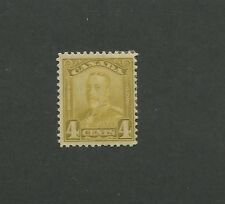 1929 Canada King George V Scroll Issue 4c Postage Stamp #152