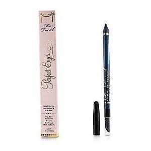 NIB TOO FACED Perfect Eyes Waterproof Eyeliner Pencil PERFECT PEACOCK Full Size