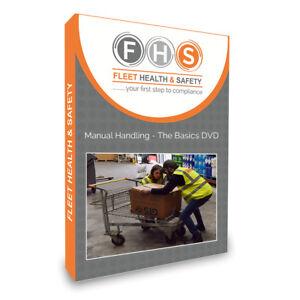 Manual Handling Training -The Basics DVD (2021)
