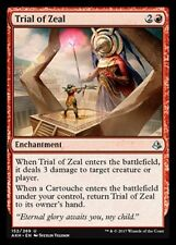 Trial of Zeal NM X4 Amonkhet Red Uncommon MTG