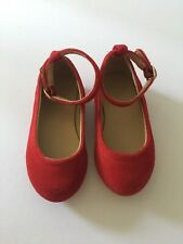 Size 12 Shoes Janie and Jack Fourth of July,red strappy sandals,NWT