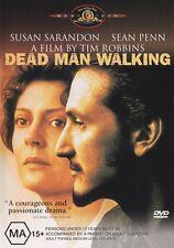 DEAD MAN WALKING (Sean PENN Susan SARANDON) TRUE STORY Film DVD Region 4