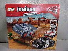 Lego Juniors Disney Cars 3 Willys Butte Speed Training 10742