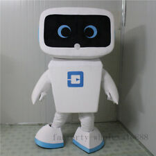 Android Robot  Stylish Mascot Costume Good Quality Facny Dress Adult Size Worth