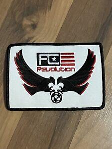 FC REVOLUTION Soccer Club Patch READING PENNSYLVANIA SOCCER USA