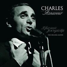 Charles Aznavour - Il Faut Savoir / Je M'Voyias Deja [New Vinyl LP] Holland - Im