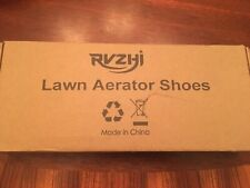 Shoes Aerator Spikes Sandals Metal Heavy Duty Updated Lawn Aerating Tool