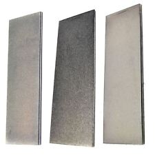 "3pc Professional Diamond Sharpening Stone 6"" Extra Fine / Fine / Coarse"