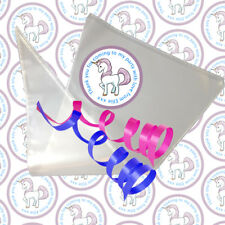 DIY Sweet Sweetie Cone Kit Unicorn 24 Candy Cones Pack Birthday Party Loot Bags
