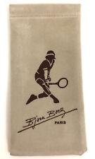 Vintage BJORN BORG Masters / Wimbledon Protective Sunglasses Sleeve Case RARE