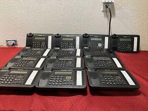 Lot 13 Panasonic KX-NT543-B No Had Sets Or Base