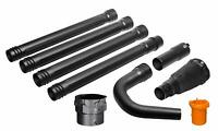 WORX WA4094 Universal Fit Gutter Cleaning Kit w/ 11ft reach for Leaf Blowers