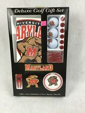 University of Maryland Golf Gift Set