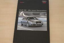 176589) Audi A6 - Allroad - S6 - RS6 - Pressemappe 08/2008