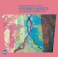 JON/ENO,BRIAN HASSELL - FOURTH WORLD:01 POSSIBLE MUSIC  VINYL LP + CD NEU