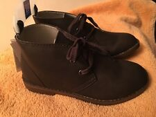 GAP KIDS Boys Desert Boots Shoes Brown NWT Size 13 $69.95
