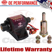 42S Universal Electric Fuel Pump Carbureted Applications 4/6 Cyl 42GPH 2-3.5PSI
