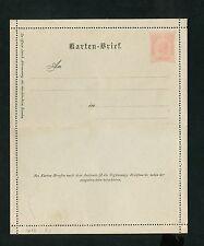 Österreich Kartenbrief 22  unbenutzt   (BA-6)