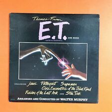 THEMES FROM E.T & MORE Walter Murphy MCA 6114 LP Vinyl VG++ Cover VG+