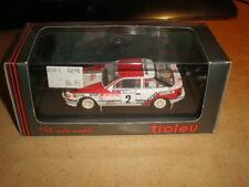 Trofeu 1/43 #025 Toyota Celica GT4 Monte Carlo 1991      MIB