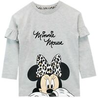Kids Disney Minnie Mouse Sweatshirt | Kids Minnie Mouse Jumper