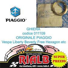 GHIERA 011109 ORIGINALE PIAGGIO per BICICLETTA ALBATROS LIGIER , SKR CITY , CIAO