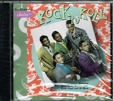 Rock 'n Roll At Its Best - Various Artists, BRAND NEW SEALED CD (1995, Metacom)