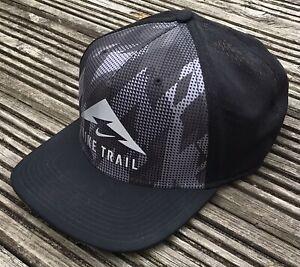 NIKE TRAIL AEROBILL TRUCKER RUNNING CAP HAT OSFM