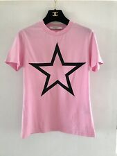 Sold Out!Givenchy Star Print Pink T-shirt For Size XS-S Net A Porter