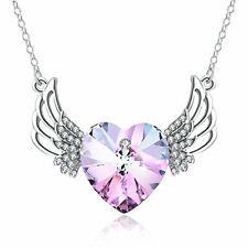 Anniversary Birthday Gift for Women Girls Wife Mother Love Pendant Necklace NEW