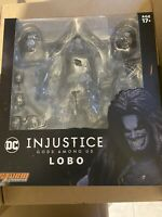 IN STOCK ! NEW DC Injustice Gods Among Us Lobo Storm Collectibles - US SELLER !