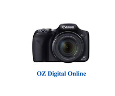 New Canon PowerShot SX530 HS (Black)