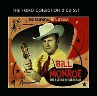 Bill Monroe - The Father Of Bluegrass: The Essential Recordings (NEW 2 x CD)