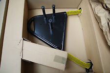 Genuine Land Rover Defender Wolf Soft Top Swing Away Spare Wheel Carrier