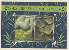 Micronesia 2009 Corals S/S Sc# 839 NH