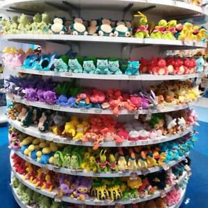 Pokemon Fit 2021 Vol.4 141 Types Plush Doll Pokemon Center Original Japan New