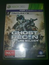 GHOST RECON FUTURE SOLDIER XBOX 360 AUS GAME