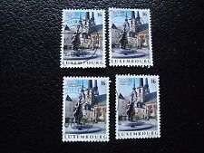 LUXEMBOURG - timbre yvert et tellier n° 1338 x4 obl (A30) stamp (A)