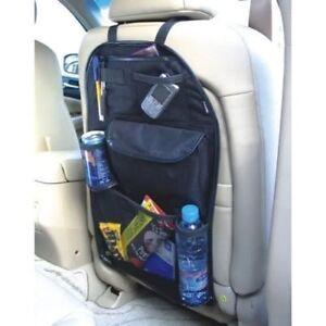Car Back Seat Organiser with Multi Pocket Travel Storage
