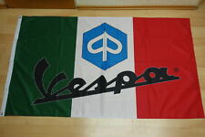 Fahne Flagge Piaggio Vespa - 90 x 150 cm