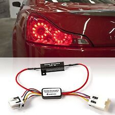 LED Tail as Turn Signal Backup Light Relay Module Fits: 03-07 Infiniti G35 Coupe