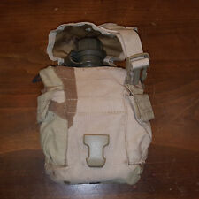 USMC Genuine Military Canteen & SDS General Purpose Desert Camo Pouch Molle II